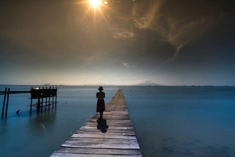 DAO - pad naar zee
