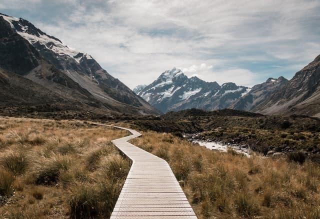 DAO pad door bergen